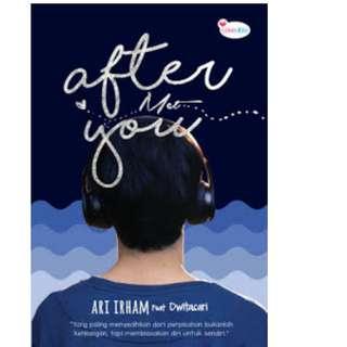 Ebook After Met You - Ari Irham, Dwitasari