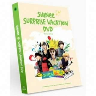 🚚 SHINee surprise vacation DVD