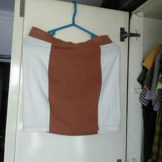Rok / Skirt forever 21
