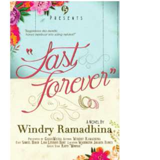 Ebook Last Forever - Windry Ramadhina