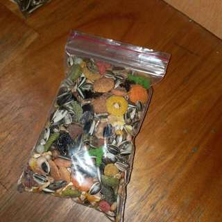 ♡「麻吉鼠食分裝」♡寵物鼠水果大餐分裝100g