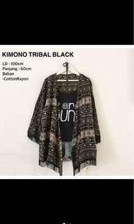 Kimono Outer Tribal