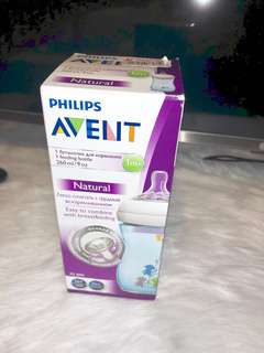 Philips Avent Natural Baby bottle 9oz 260ml