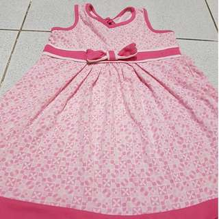 Cute Toddler's Dress