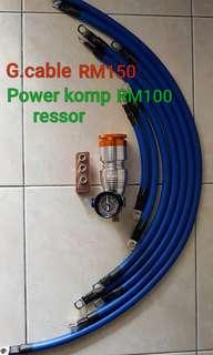 Grounding Cable Custom