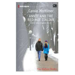 Ebook Annie dan Jutawan Italia (Annie and the Red-Hot Italian) - Carole Mortimer