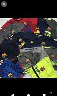 FC Barcelona 球衣