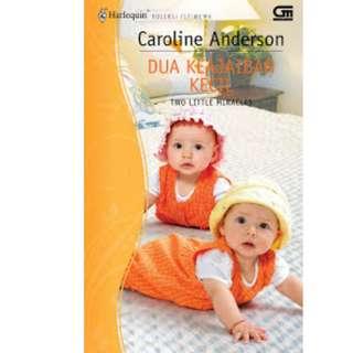 Ebook Dua Keajaiban Kecil (Two Little Miracles) - Caroline Anderson
