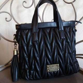 CNY sale💘LANVIN  2WAY bag 手袋キルティングトート