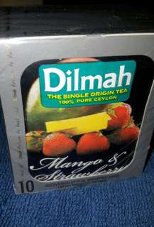 Dilmah Mango & Strawbery Tea
