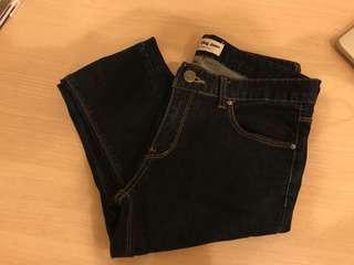 全新chug 瘦五公斤牛仔褲原價約1500瘦到沒朋友