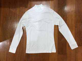 White, Blue, Black, Grey Long Sleeve Tops