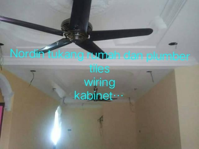 011 2355 2847 Nordin tukang wiring elektrik Gombak, Services ...
