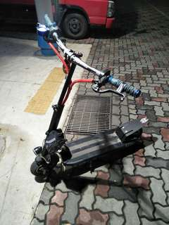 Speedway 3 minimotor  26ah 52v 600w