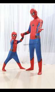 (PO)spider man cosplay costume