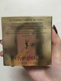 Ysl fusion ink compact foundation