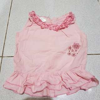 Cute Baby's Blouse