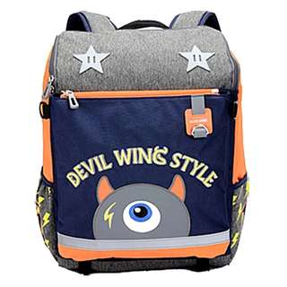 Devil wings Kid big School Bag