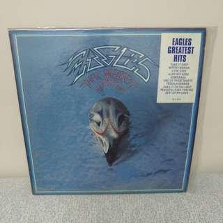 76年 Eagles lp黑膠唱片