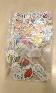 Cup cake toppers reseller