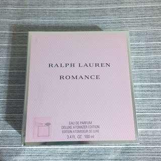 全新 Ralph Lauren Romance香水 100ml