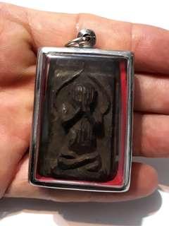 (R)Phra Pidta Thai Amulet