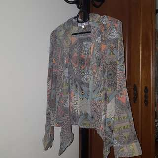 Cardigan outerwear