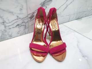 Ted Baker pink heels size 37
