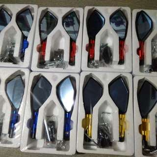 side mirror rear mirror cnc alloy 5 bucu