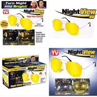 NIGHT VIEW GLASSES 👓