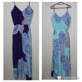 2 in 1 dress