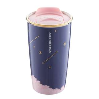 #letgo4raya 🆕Starbucks® 12oz Sakura Night Traveler