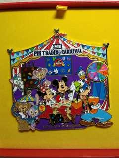 Jumbo 2018 Disney pin 迪士尼徽章 襟章