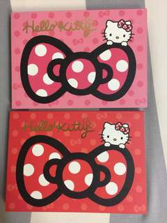 Hello Kitty Memo Pad