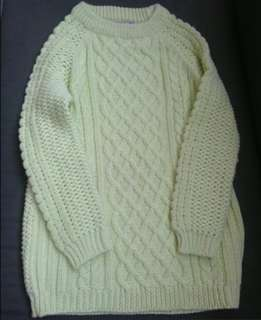🍉🍎🍓ZARA KNIT Jumper In Cream color Size EUR S USA S MEX 2