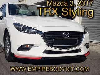 Mazda 3 Bodykit