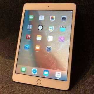 iPad mini 3 mini3 16G 金色如新