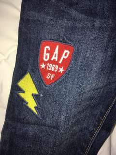 Brand new gap pants with tags size 2T