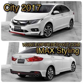 Honda City 2018 Bodykit