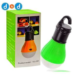 Portable LED Light Bulb (For Camping, Outdoors & Emergency Needs)