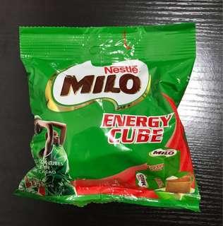Milo美綠 energy cube