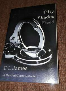 Fifty Shades Freed (New)