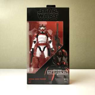 Star Wars The Black Series Shock Trooper