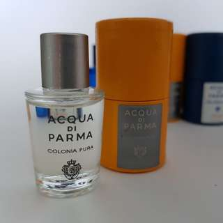 🆕 Acqua di Parma Colonia Pura Miniature Perfume 5ml