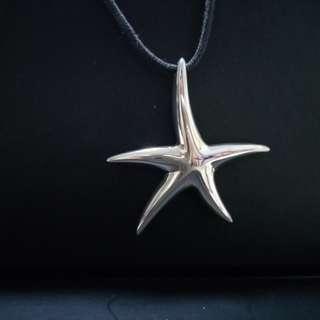 Sliver Star shape pendent