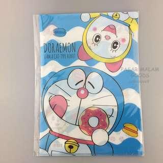 Doraemon File A4 Size Folder Organizer Brand New