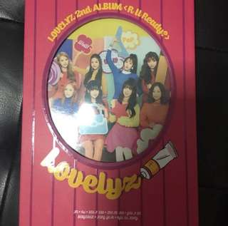 Lovelyz R U Ready 淨專
