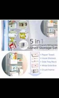 5 in 1 kitchen shelf storage