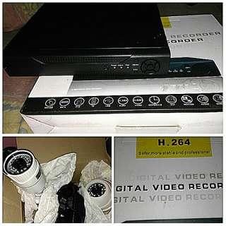 Camera cctv 2 digital camera 4 scene