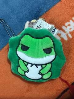 旅蛙零錢包#超取半價